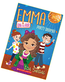 Emma is on the Air -- Book 2! kid reporter books for ages 7 - 10